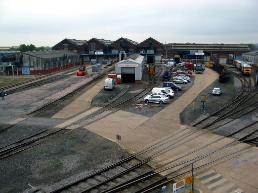 Eastleigh works from Phil Marsh