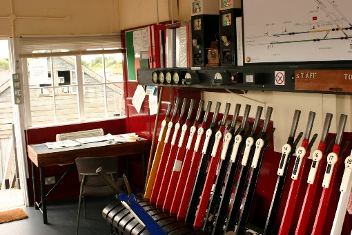 Appleby north signal box by Phil Marsh