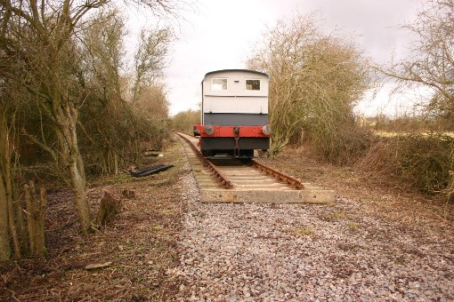 Taw Valley area at the end of the line in 2006 Phil Marsh