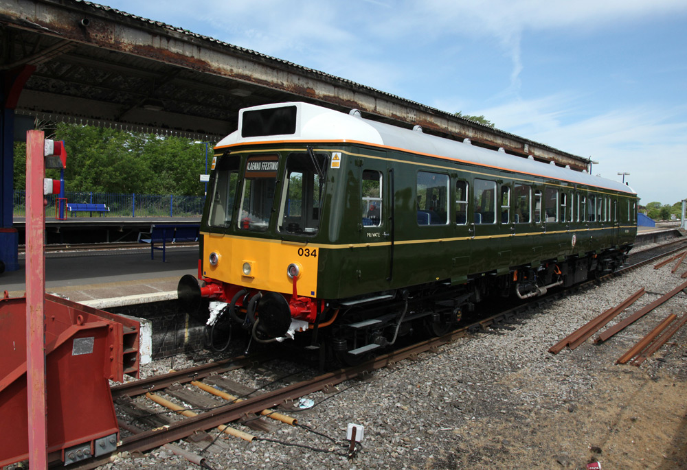 Chiltern bubble car