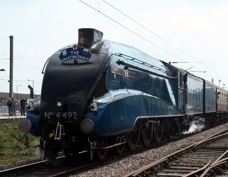 Two nine day steam train holidays on offer this Spring ...