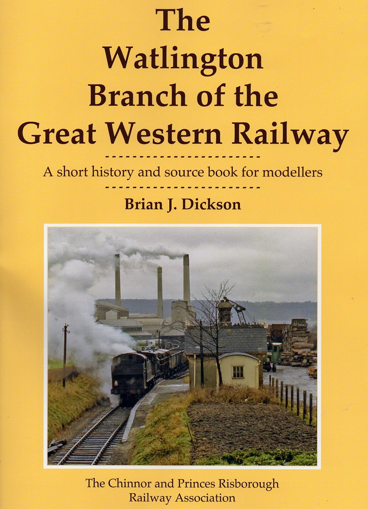 The Watlington GWR Branch book