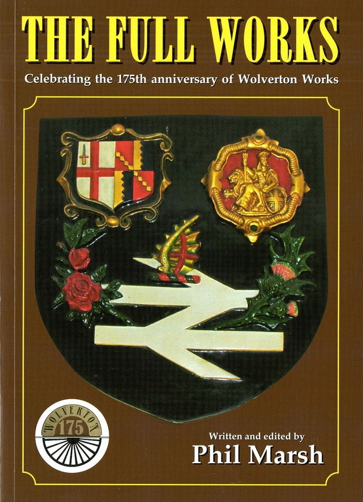 Royal Train and Wolverton book cover