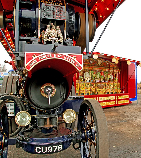 5 Traction engine Renown_Quorn