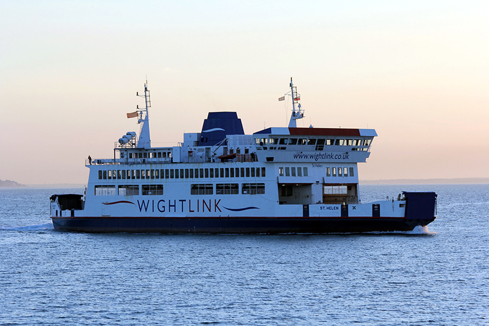by Wightlink