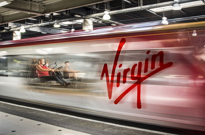 Virgin Trains Fitness Coach 2
