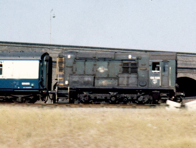 08528 in 1976 by Phil Marsh