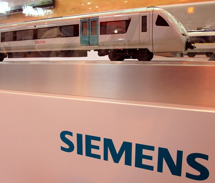 2 Siemens Desiro Verve 125mph intercity EMU by Phil Marsh