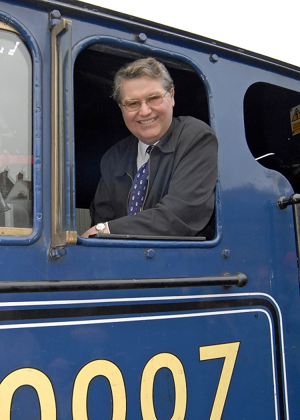 Philip Benham by NYMR