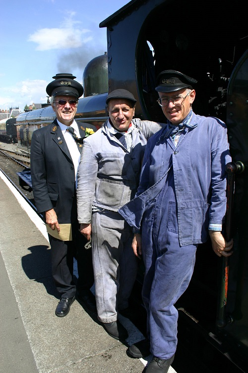 Meet the SVR volunteers by Phil Marsh