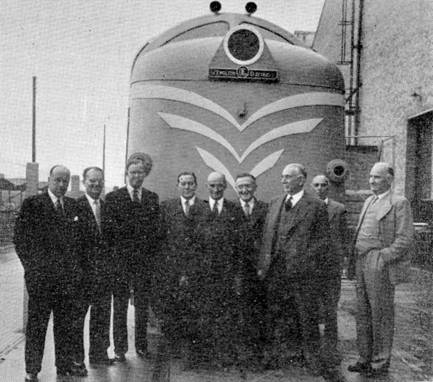 Deltic official team picture phil Marsh collection