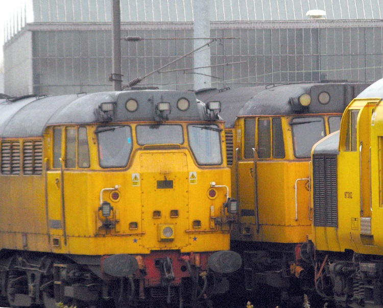 1 Network Rail Class 31s for sale by Phil Marsh
