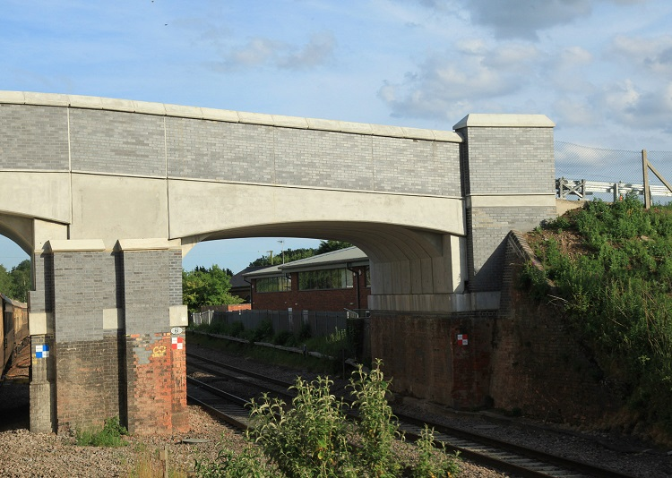 4 New bridge for electrification by Phil Marsh