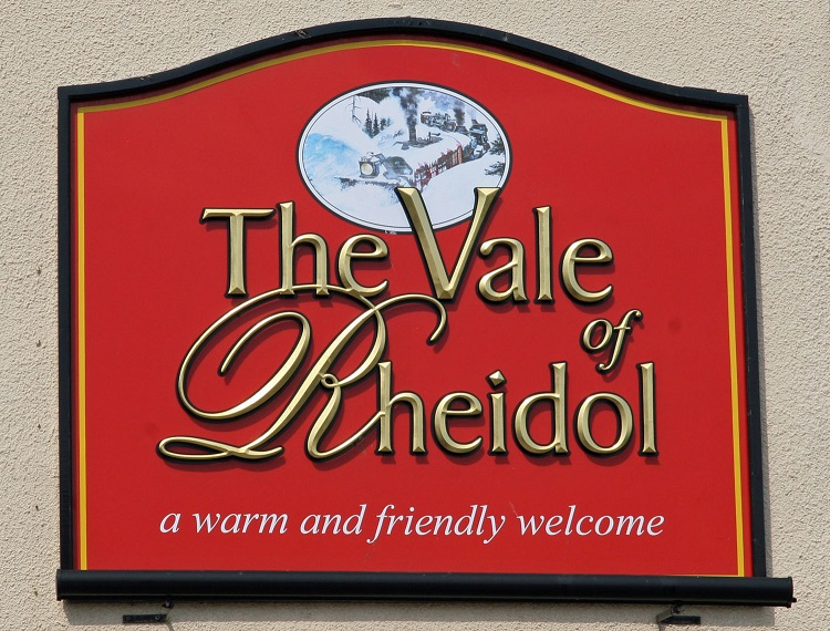 1 Vale of Rheidol Cliff Thomas