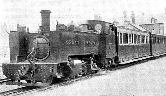 5 vale of rheidol No 7 in 1923 Phil Marsh collection