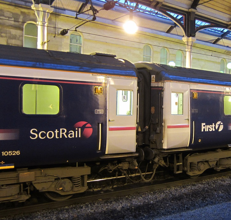 1 scotrail sleeper  by Phil Marsh