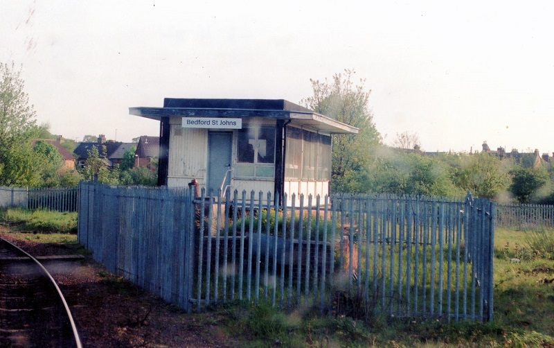 1 Bedford st Johns signalbox Phil Marsh