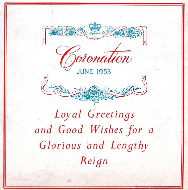 1 Loyal greetings from the railway industry Phil Marsh collection