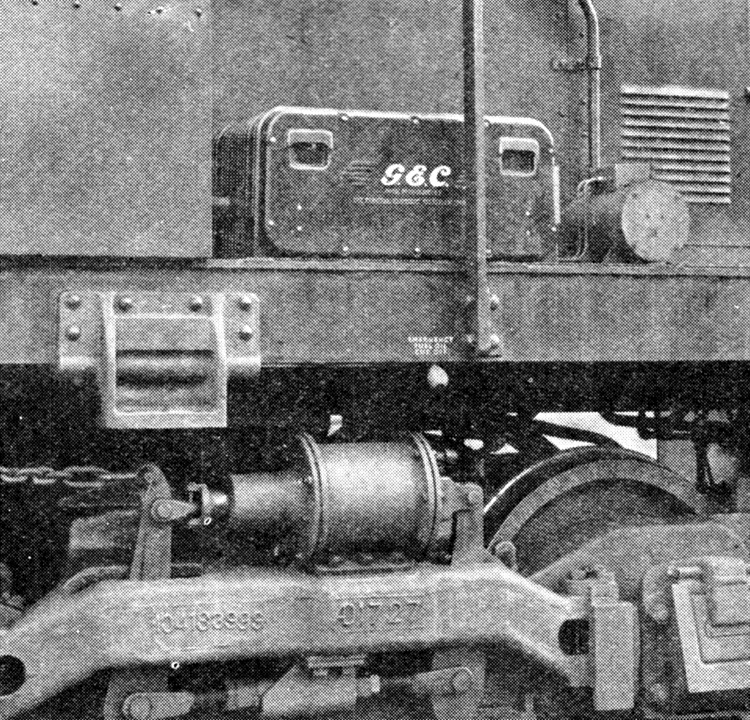 7 locomotive mounted radio in 1953 Phil Marsh collection