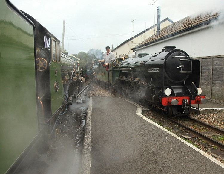 1 Romney Hythe and Dymchurch railway by Phil Marsh