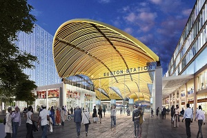 The new Euston from HS2