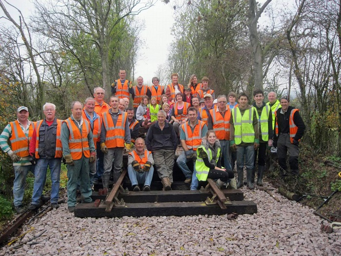 Mountsorrell volunteers