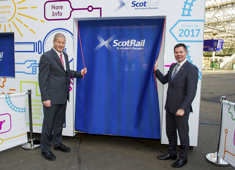 by Scotrail and Allan McLean