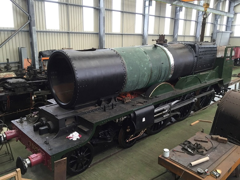 By Tyseley Loco Works