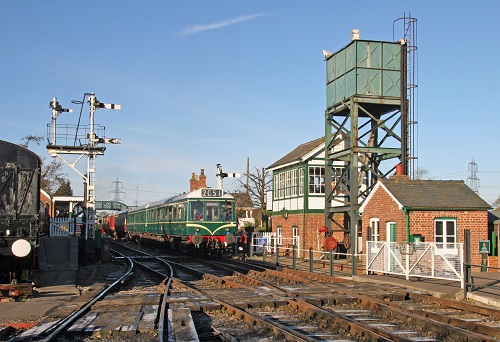 Castle Headingham Station