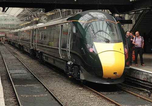 IEP ready to depart from Paddington