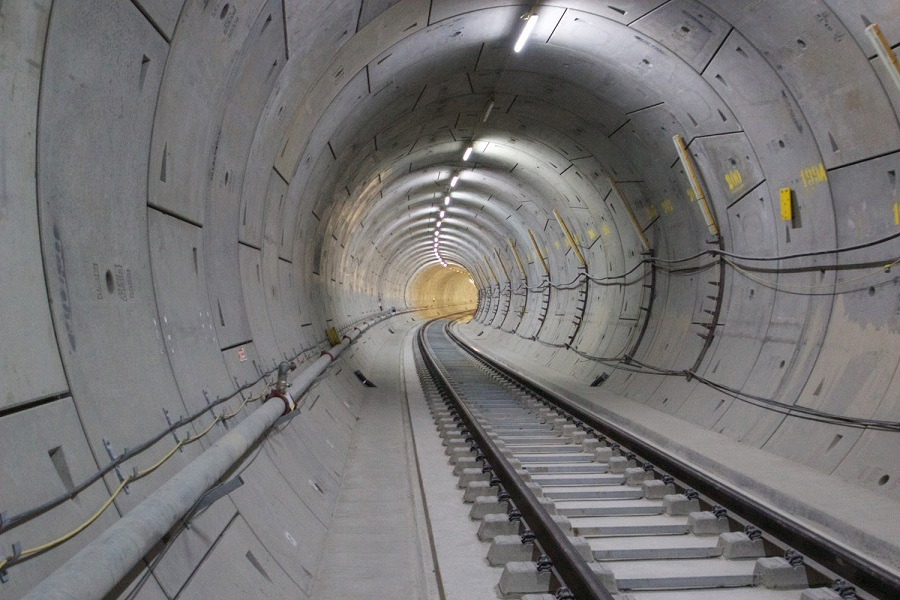 By Crossrail