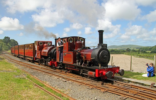 Dolgoch and Talyllyn