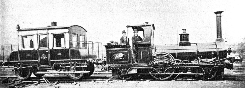 Inwr inspection train
