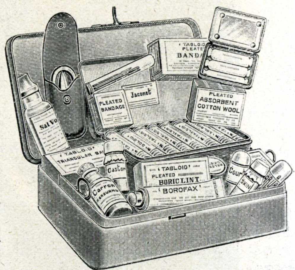 railway medical kit