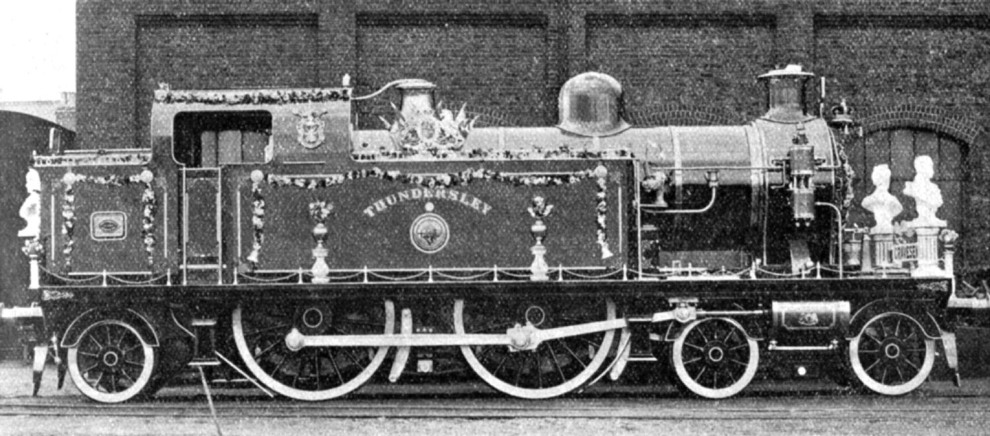 lts thundersley coronation engine