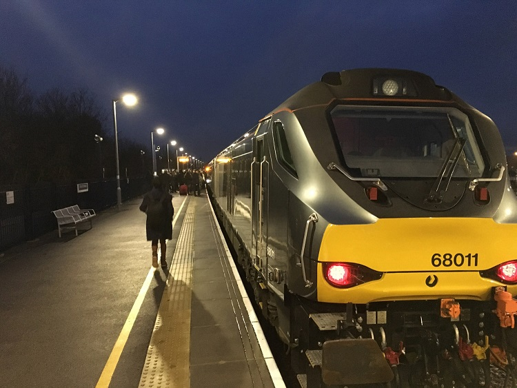 by Chiltern Railways